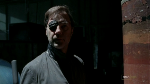 The Governor - The Walking Dead - © AMC