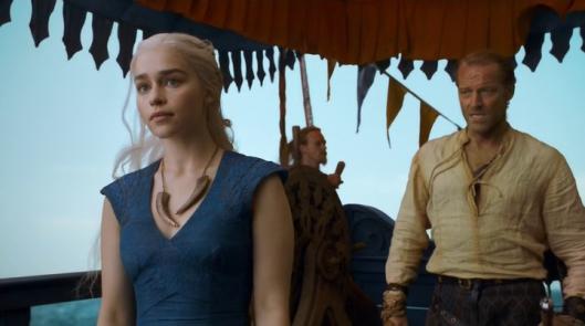 Daenerys ( Emilia Clarke ) - Game of Thrones - © HBO