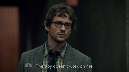 Hugh Dancy / Will Graham - Hannibal - © NBC