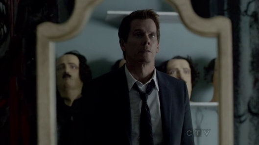 Kevin Bacon / Ryan Hardy - The Following - © FOX